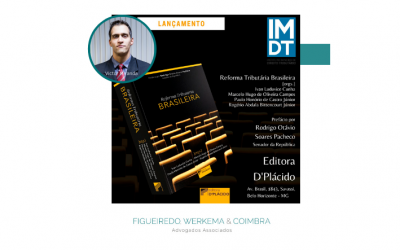 """Livro """"Reforma Tributária Brasileira"""""""