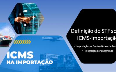 STF: ICMS-IMPORTAÇÃO