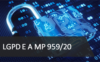LGPD E A MP 959/20
