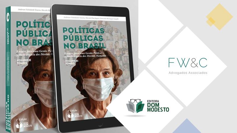 """LIVRO """"POLÍTICAS PÚBLICAS NO BRASIL"""""""
